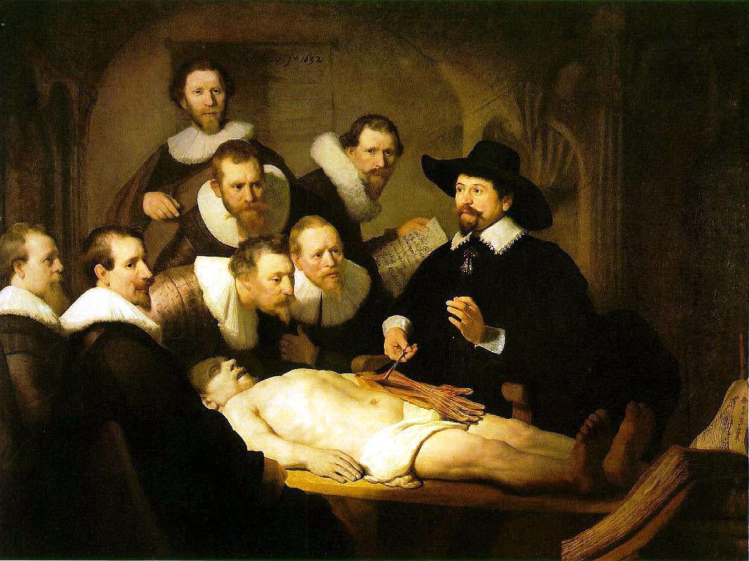 Ob 903bb9 rembrandt lecon d anatomie du dr tu